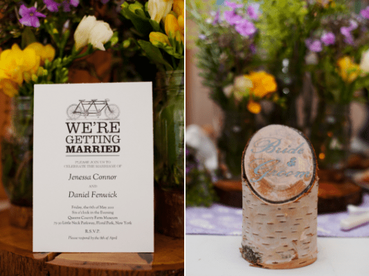 New York DIY Wedding