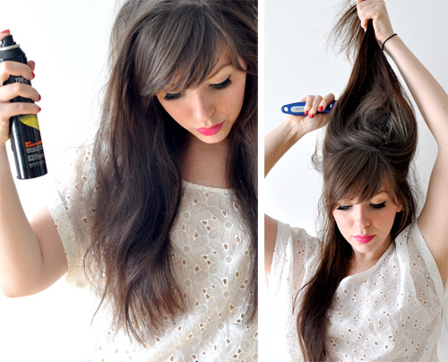 how to get more volume in your hair