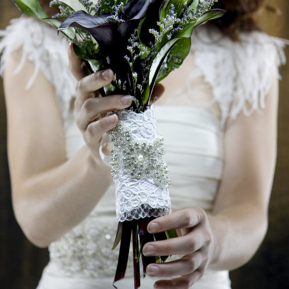 lace at your wedding