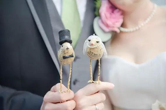 handmade love birds
