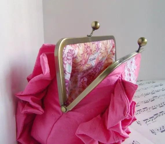 spring wedding clutches
