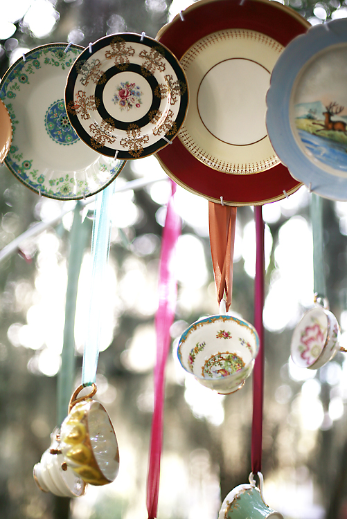 tea themed wedding