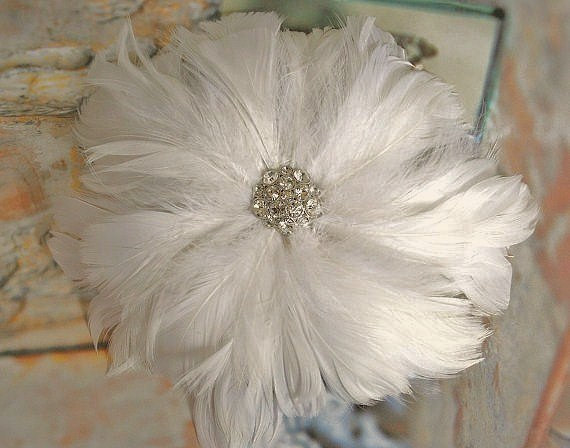bridal hair clip giveaway