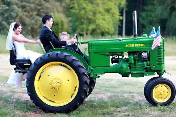 Georgia Farm Wedding
