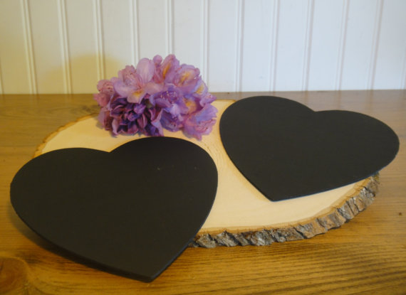 wedding chalkboards