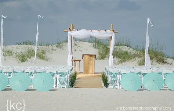 Shell Island Resort Wedding