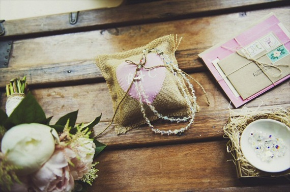 Crossed Keys Inn wedding