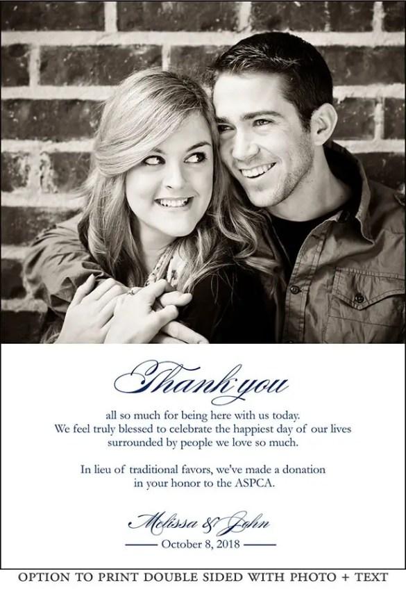 Wedding Menu Cards: 3 Reasons You Need Them(+ Giveaway!)