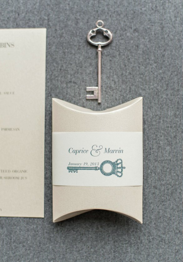 What to Put in Wedding Favor Boxes