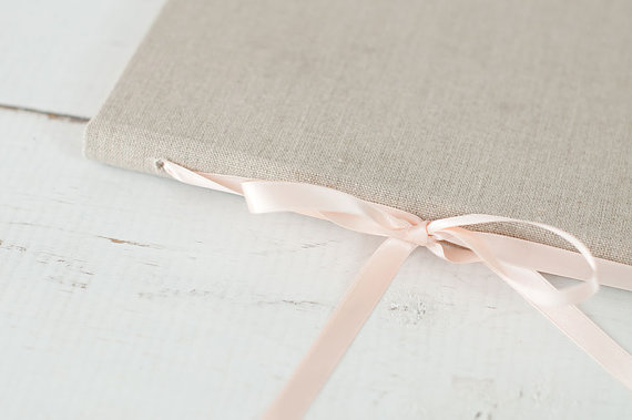 vow book pink ribbon