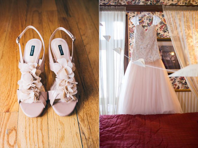 A Paper Airplane Themed Wedding with Lots of Details! | Paper Airplane Themed Wedding | photo: Searching for the Light Photography