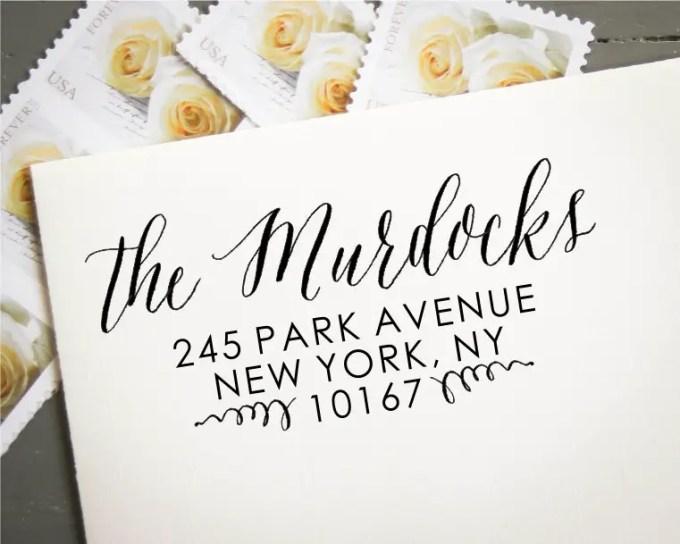 custom address stamp - image 8