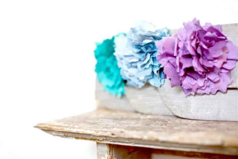 pastel bridesmaid clutches