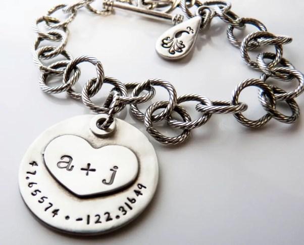 you plus me charm bracelet - 1