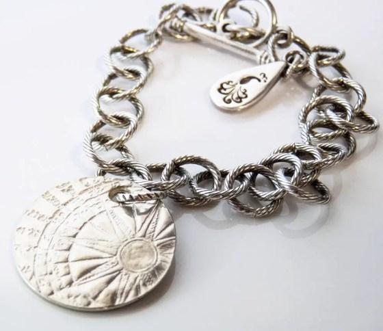 you plus me charm bracelet - 2