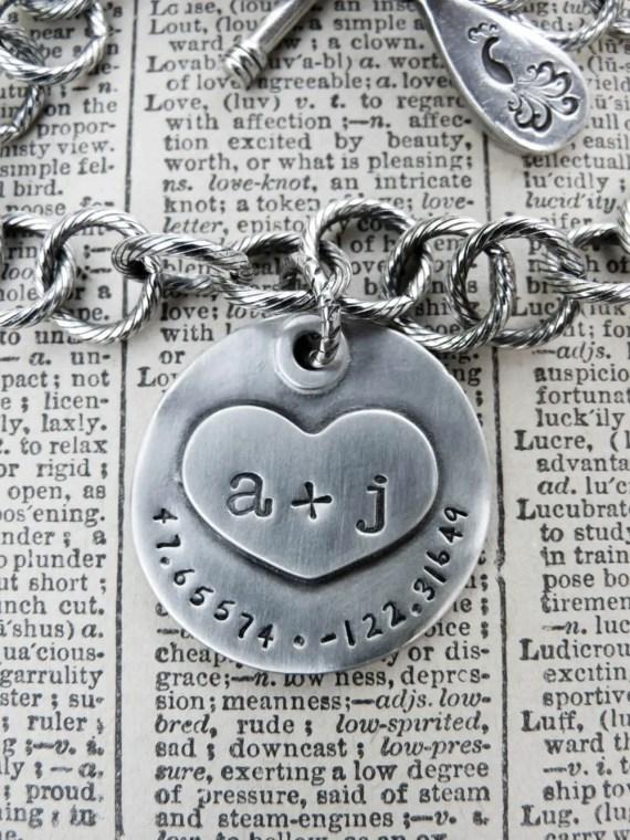 you plus me charm bracelet - 4