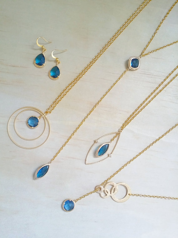 sapphire jewelry by jooladesigns