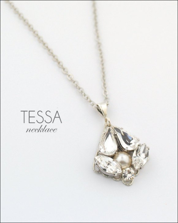 tessa necklace