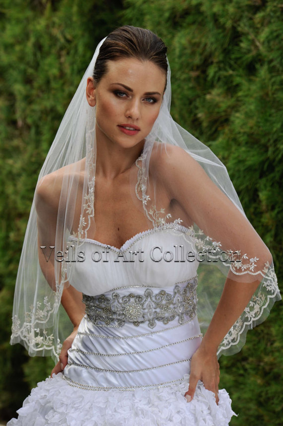Giveaway:  Win a FREE Wedding Veil!
