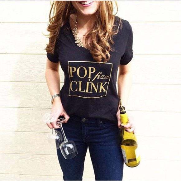 pop fiz clink t shirt by thecouturekitten