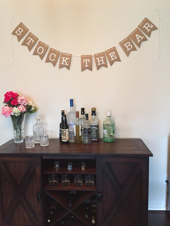 stock the bar banner