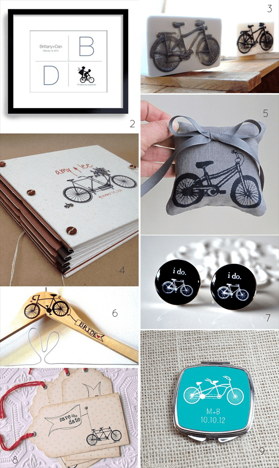 bicycle-themed-wedding-ideas-cuff-links