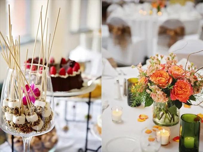 detroit_wedding_reception_food_dessert_table_setting Downtown Detroit Wedding - http://emmalinebride.com/real-weddings/a-beautiful-downtown-detroit-wedding-nick-jeannine/ | Michigan wedding photographer - The Camera Chick