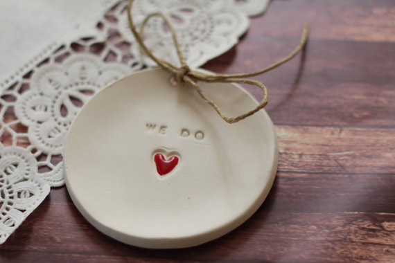 we do wedding ring dish | 41 Beautiful Rustic Ring Pillows Etsy | http://emmalinebride.com/rustic/ring-pillows-etsy-weddings/