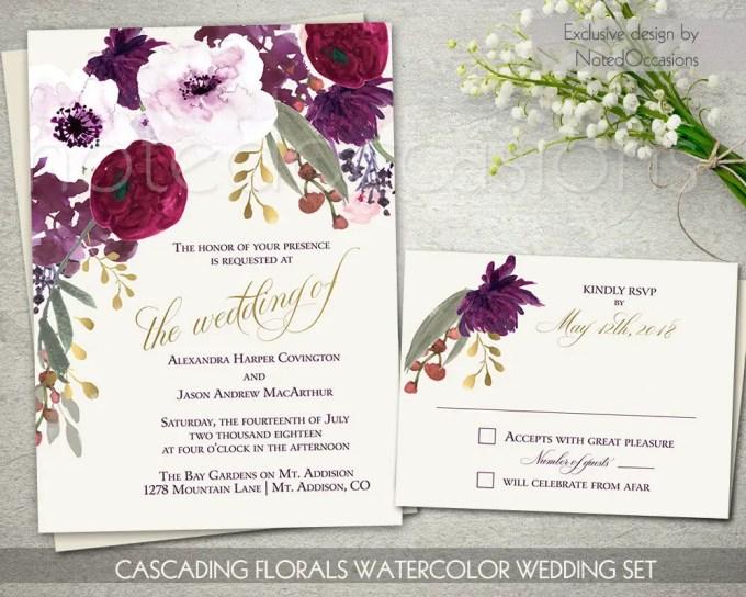 boho chic free printable wedding invitations | free printable wedding invitations http://emmalinebride.com/2016-giveaway/free-printable-wedding-invitations/