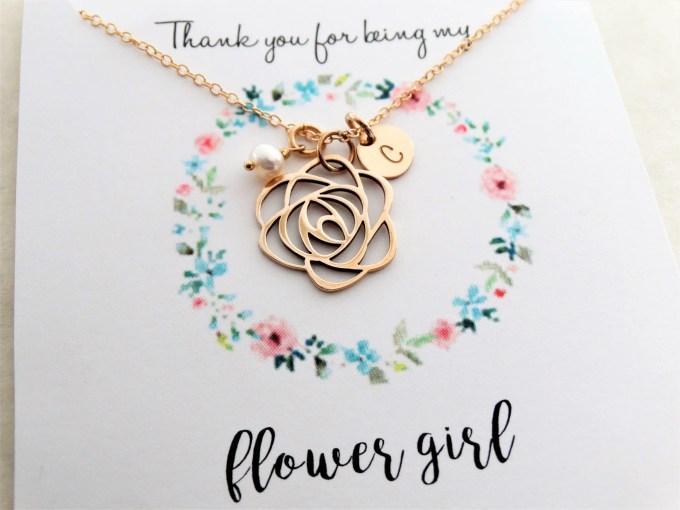 30 Most Unique Flower Girl Gift Ideas Emmaline Bride 174