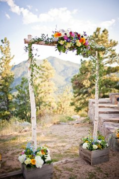 Where to Buy Wedding Arches for Outdoor Ceremony    Emmaline Bride wedding arch by blueskiesforever   Where to Buy Wedding Arches    http   emmalinebride