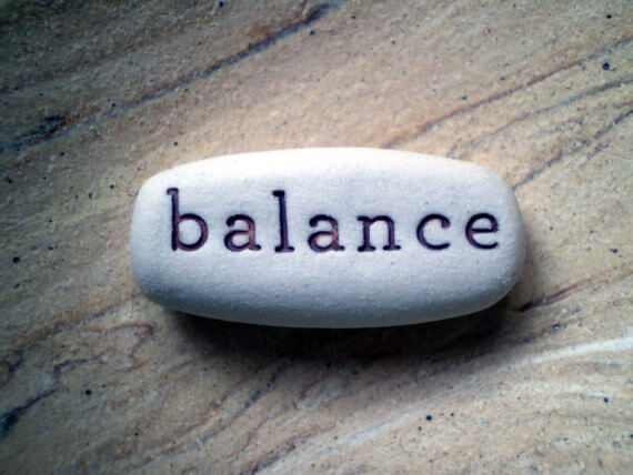 balance clay word | bridesmaid yoga pants, tank tops, gifts & more | http://emmalinebride.com/gifts/bridesmaid-yoga-pants-gifts/