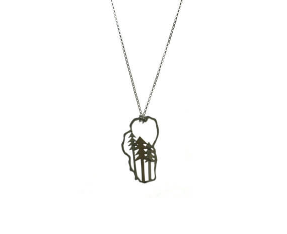 lake tahoe necklace