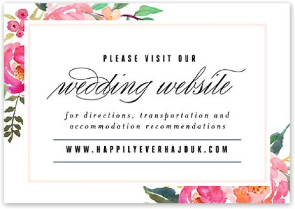 bohemian floral wedding invitations wedding website