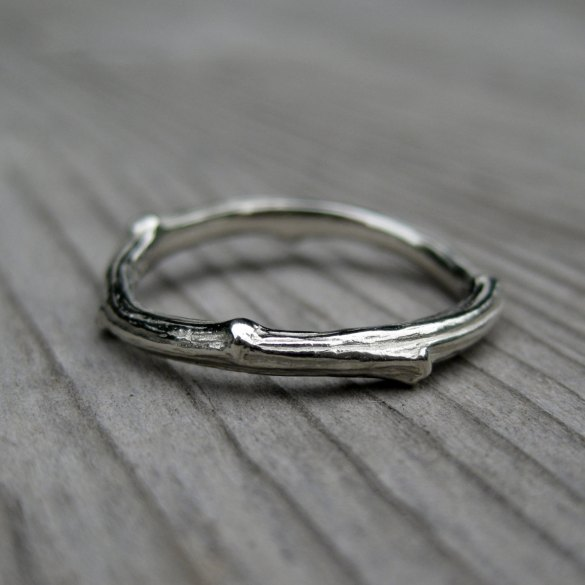 This Twig Jewelry is Beautiful for Weddings