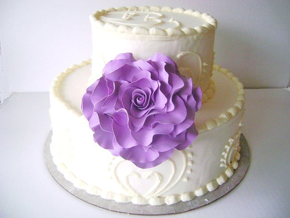 purple-rose-flower-cake-toppers