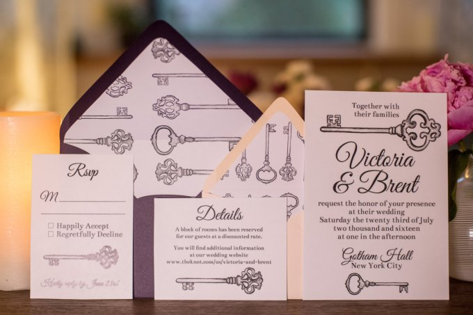 Popular 23 Key Themed Wedding Ideas | Emmaline Bride Wedding Blog JM93