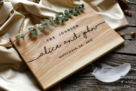 Personalized Wedding Gifts For Couples: 17 Unique Gifts For Couples Newly Engaged / Married
