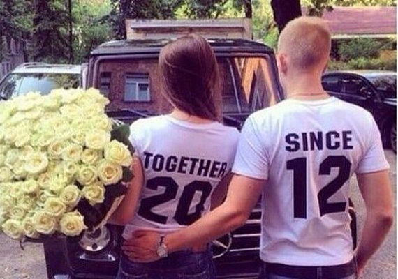 together-since-date-shirts