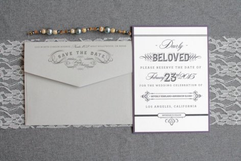 save the date vs invitation what s the difference wedding etiquette