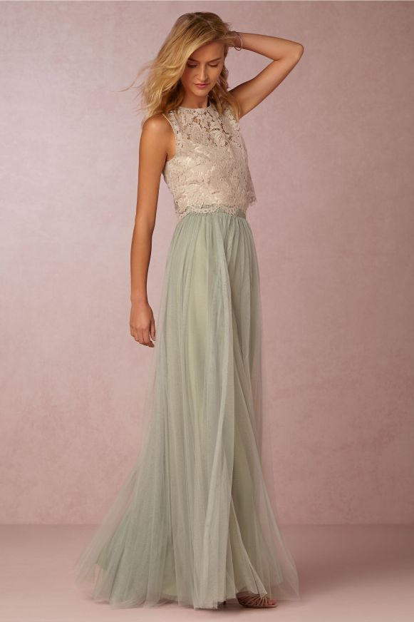 bridesmaid-tulle-skirts-green