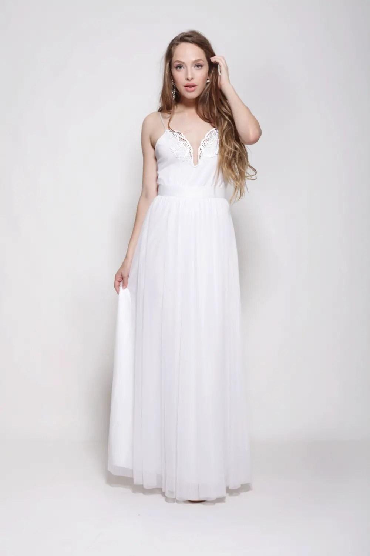 Romantic Wedding Dresses 2017 by Barzelai