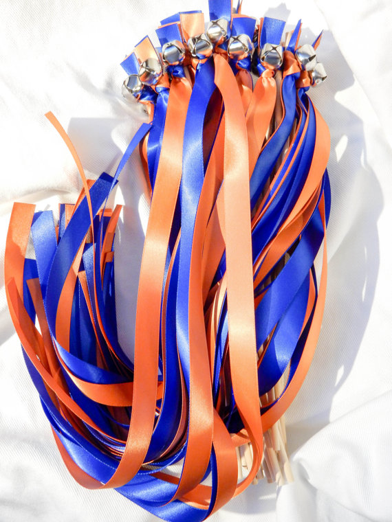 orange-and-blue-ribbon-wands