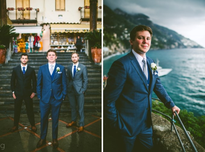 Positano Italy Wedding: Carlena and Andrew | photo by Carolyn Scott Photography