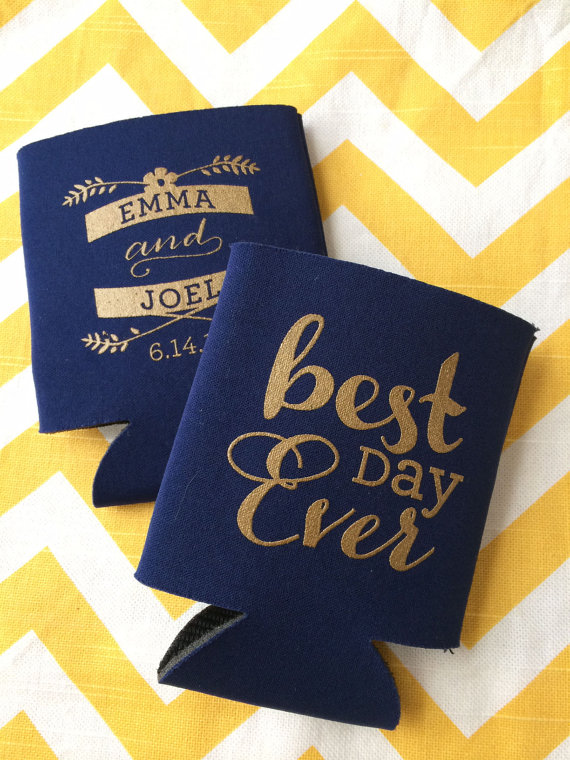 best day ever drink koozies by rookdesignco