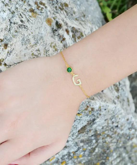 charm-bracelet-with-birthstone
