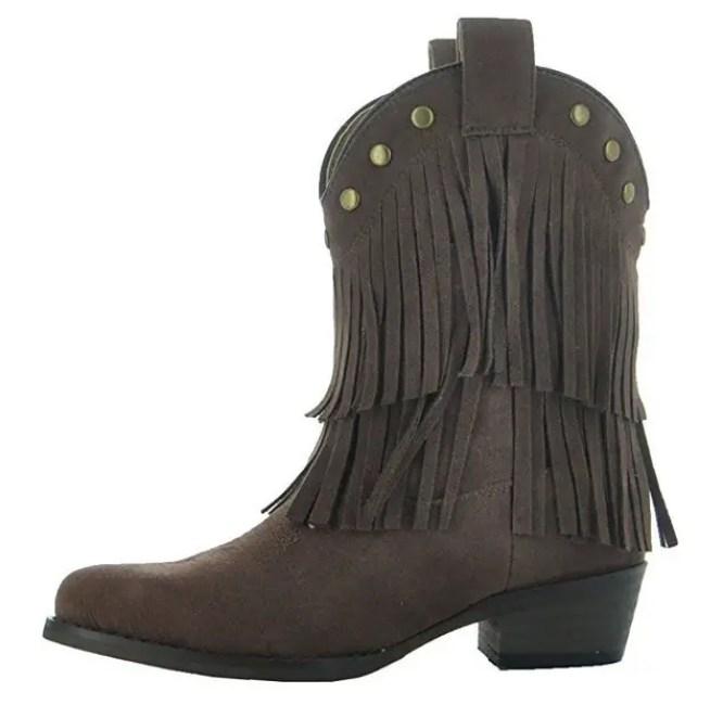 flower girl boots