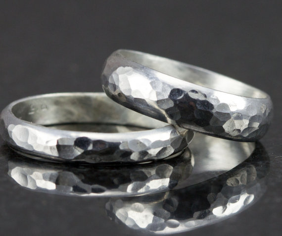 28 Unique Matching Wedding Bands His Amp Hers Styles