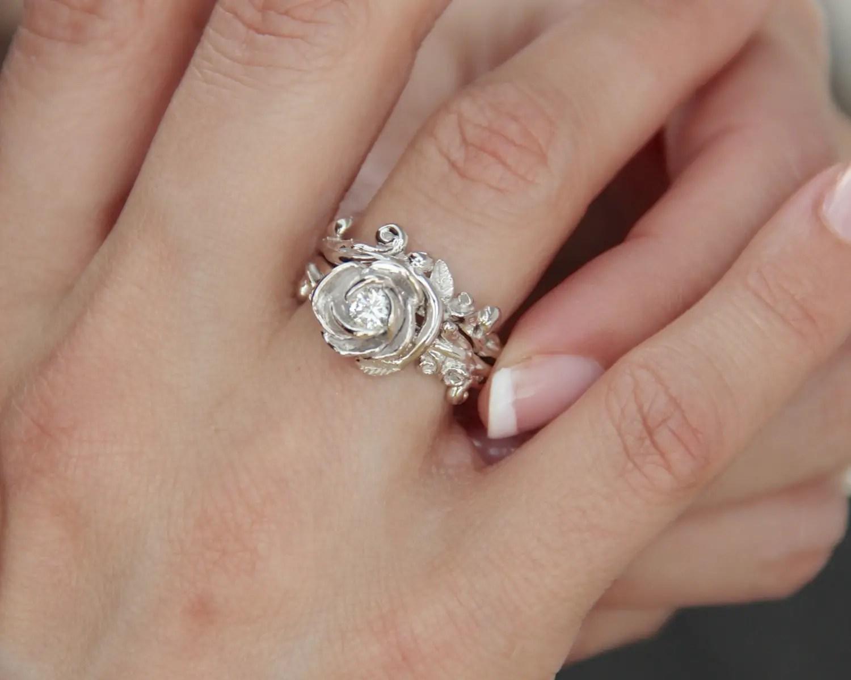 Nature Inspired Engagement Rings Ask Emmaline BridalPulse