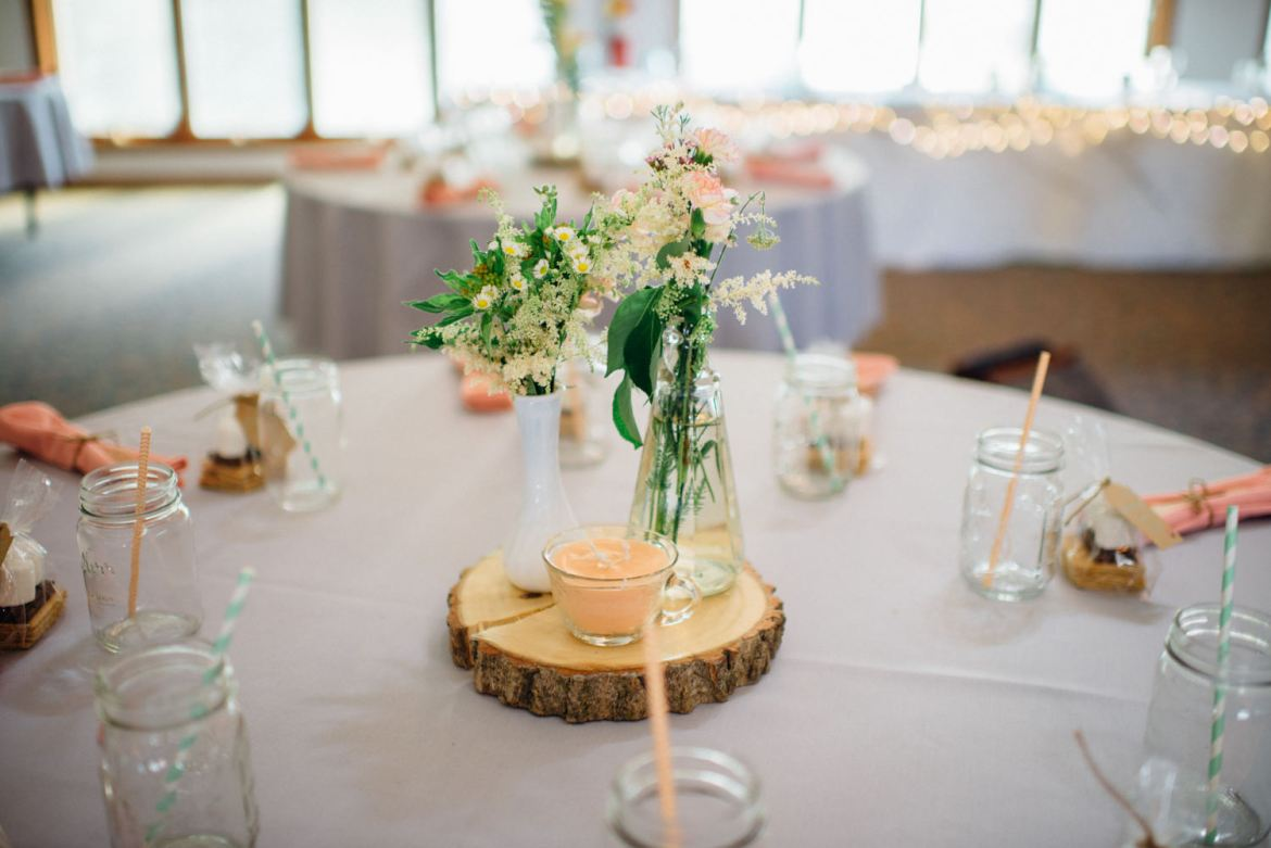 Wood Slices For Wedding Centerpieces Where To Buy Emmaline Bride
